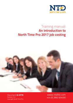 t2-0770 NTD TRAINING Job Costing-2017