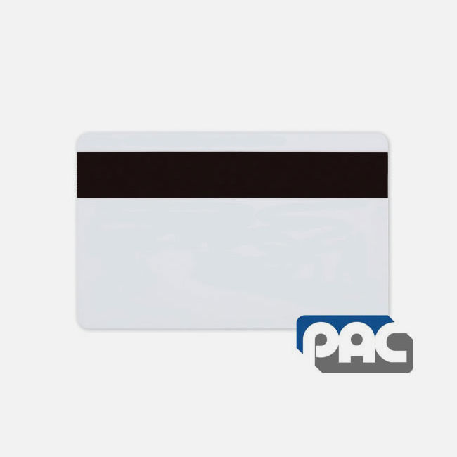 Pac Proximity Cards With Magnetic Stripe