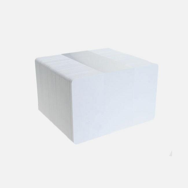 Premier White 760 Micron Pvc Cards