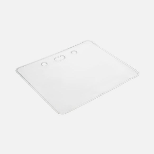 Access Card Vinyl Badge Holder