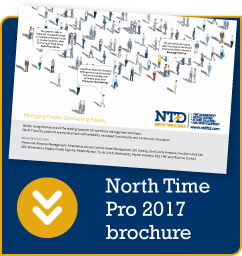 North Time Pro Brochure 2017