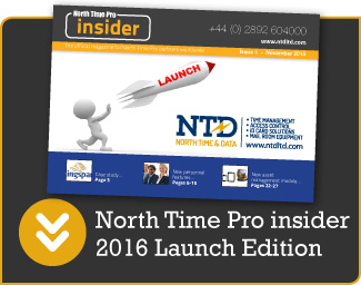 North Time Pro Insider Issue 1