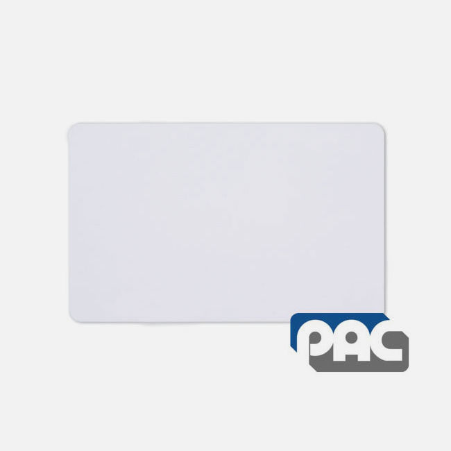 Pac Iso Proximity Cards