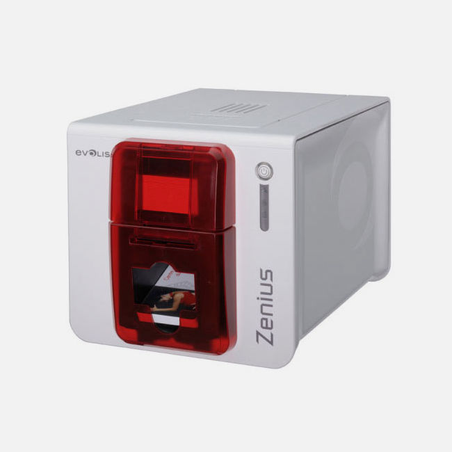 Evolis Zenius Single-Sided Card Printer