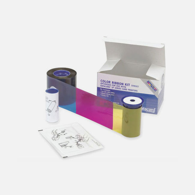 Datacard Ymckt Ribbon Colour Kit
