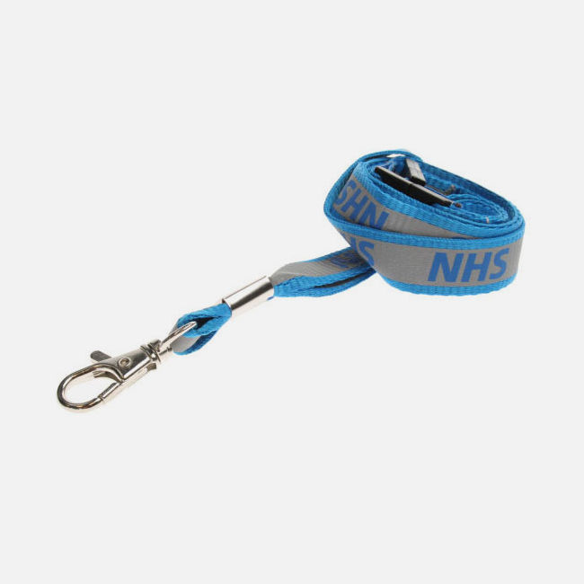 NHS Reflective Pet With Double Breakaway