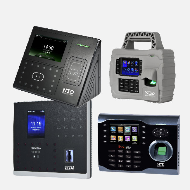 Time and Attendance Hardware
