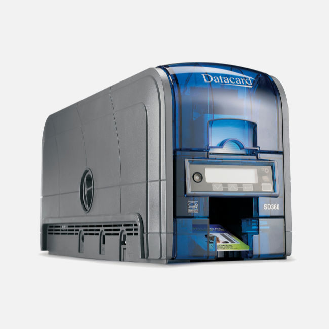 Datacard SD360 Duplex Printer