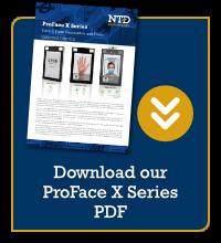 NTD ProFace X Series Brochure